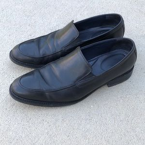 Cole Haan Buckland Venetian Leather Slip-On Loafer